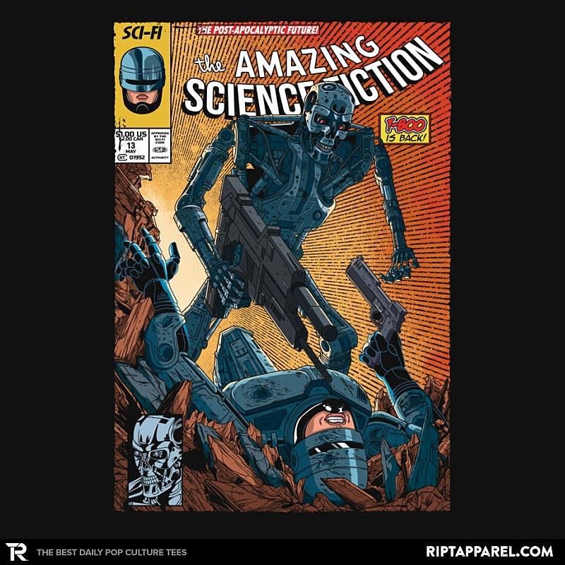 Ript: The Amazing Sci-Fi