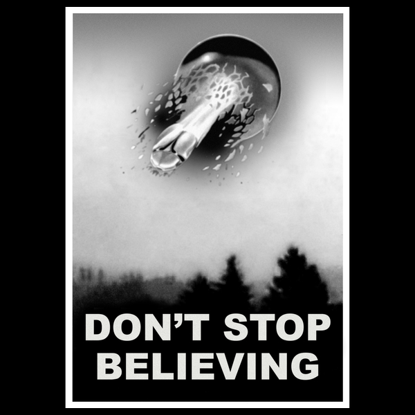 NeatoShop: Don't Stop Believing In Aliens