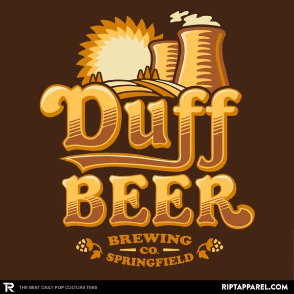 Ript: Duff Brewing Co.