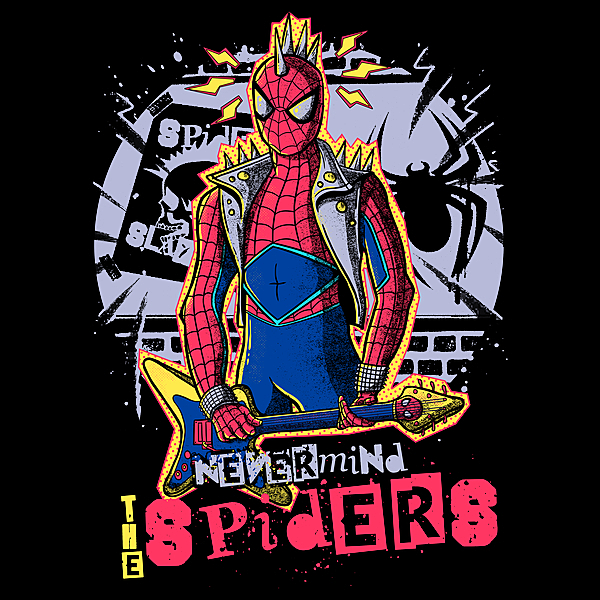 NeatoShop: Nevermind The Spiders