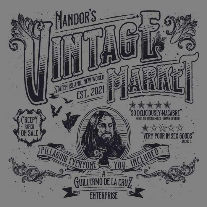 Once Upon a Tee: Nandor's Vintage Market