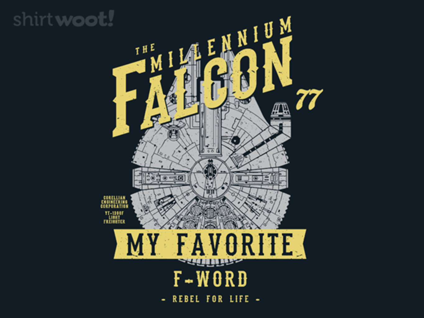 Woot!: The Falcon