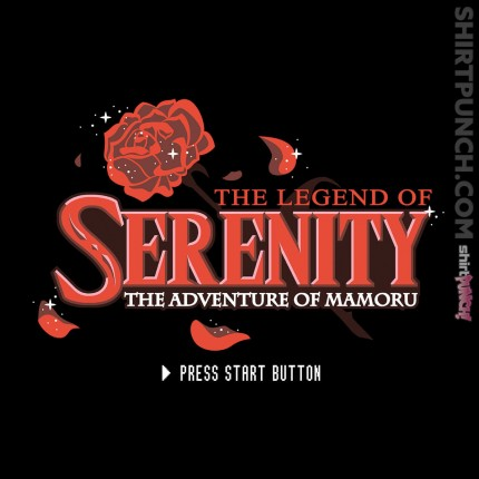 ShirtPunch: The Legend of Serenity