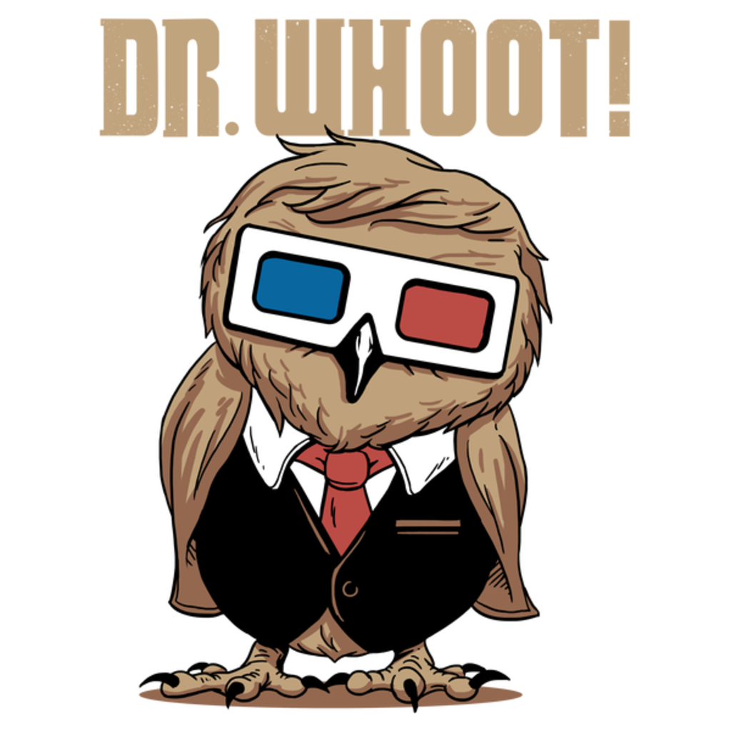 NeatoShop: Dr. Whoot!