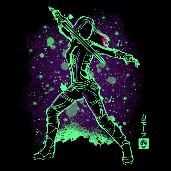Once Upon a Tee: The Green Assassin