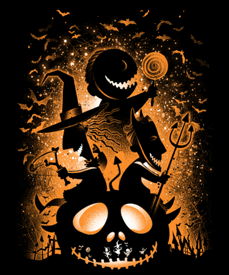 Qwertee: Trick Or Treaters