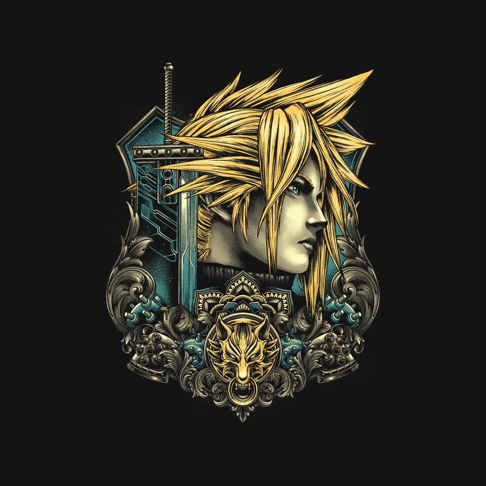 TeeFury: Emblem of the Mercenary