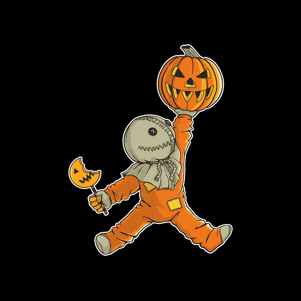 TeeFury: Trick Air Treat