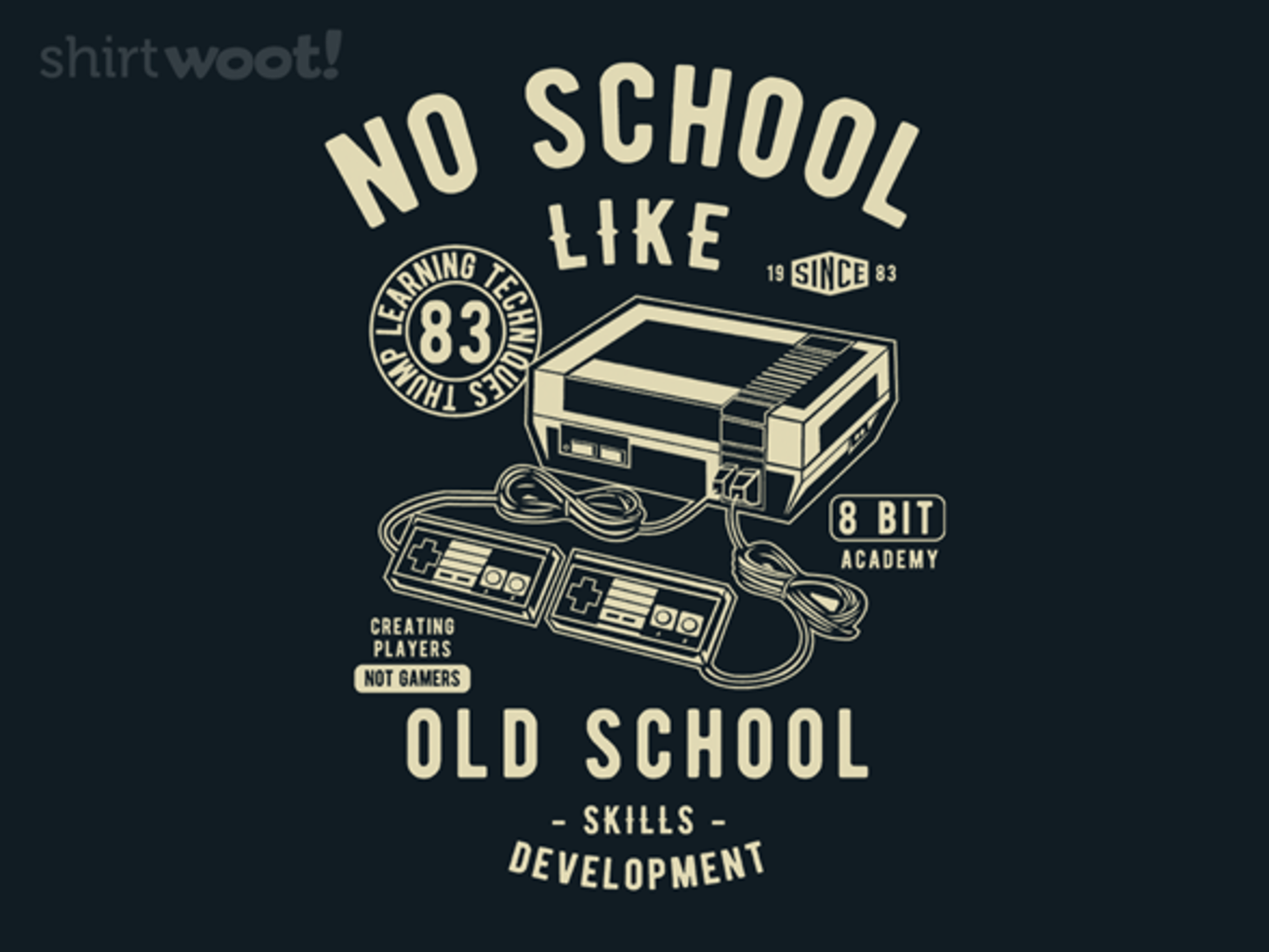 Woot!: No School Like Old School