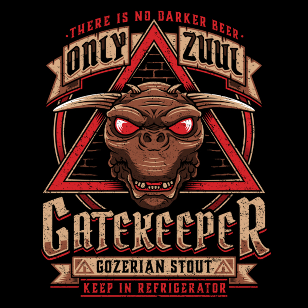 NeatoShop: Gatekeeper Gozerian Stout