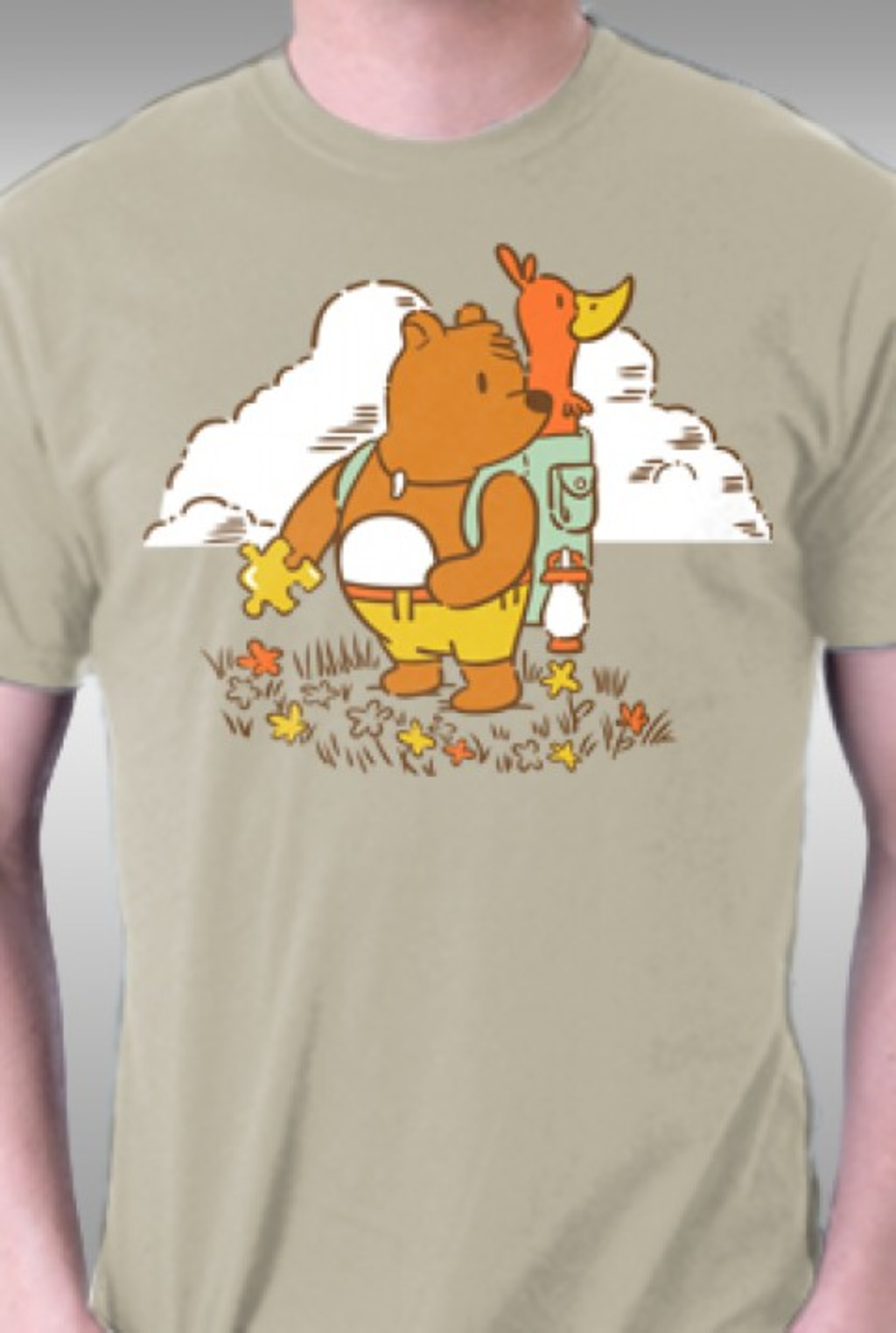 TeeFury: Storybook Friends