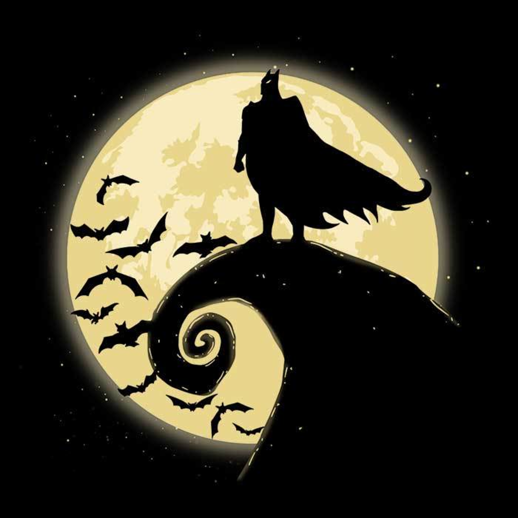Once Upon a Tee: Nightmare Before Batmas