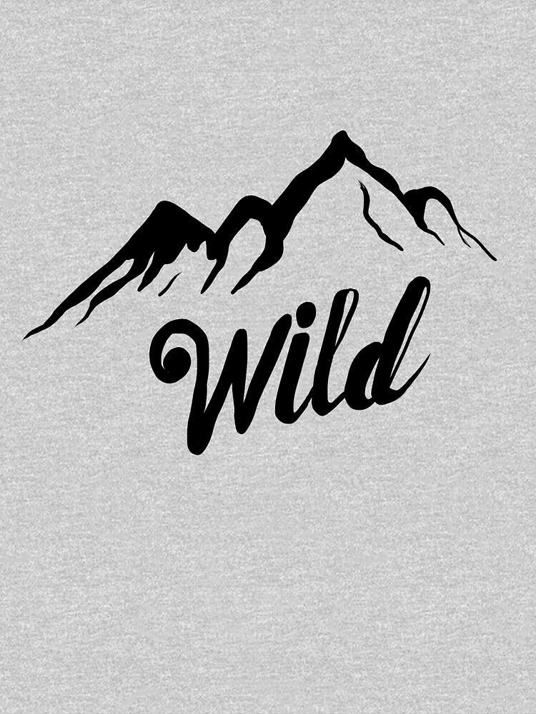 RedBubble: Wild T Shirt Premium