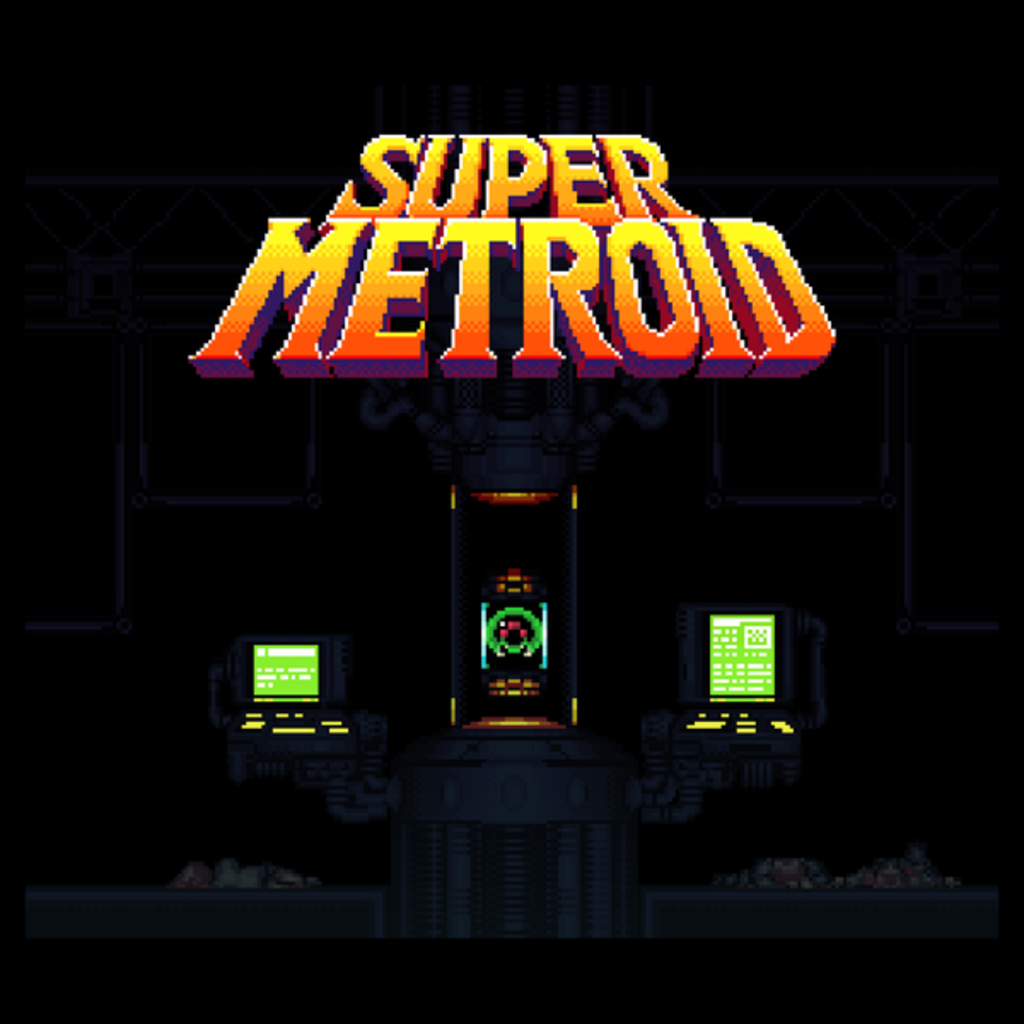 NeatoShop: Super Metroid - It Begins Here