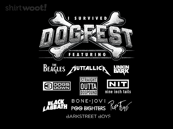 Woot!: DogFest