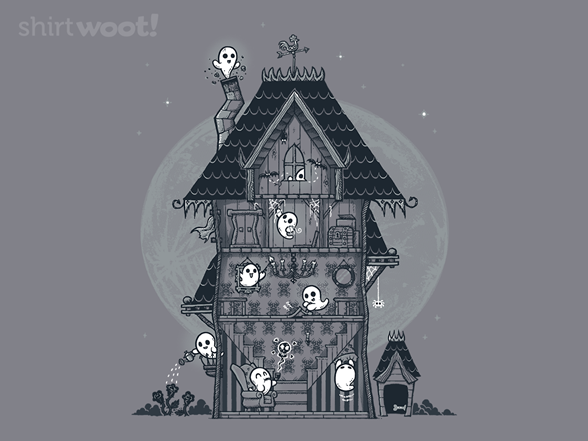 Woot!: Haunted Housework