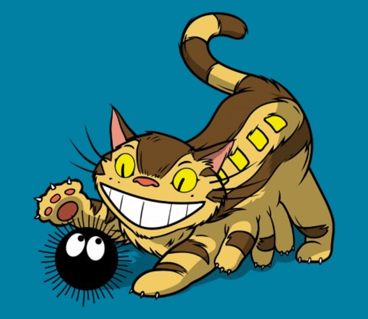 TeeFury: Kitten Bus