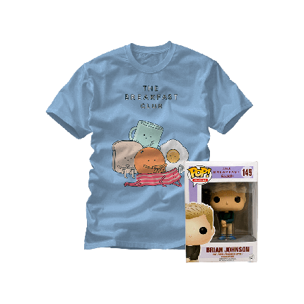 ShirtPunch: Don't You Forget About Me Bundle