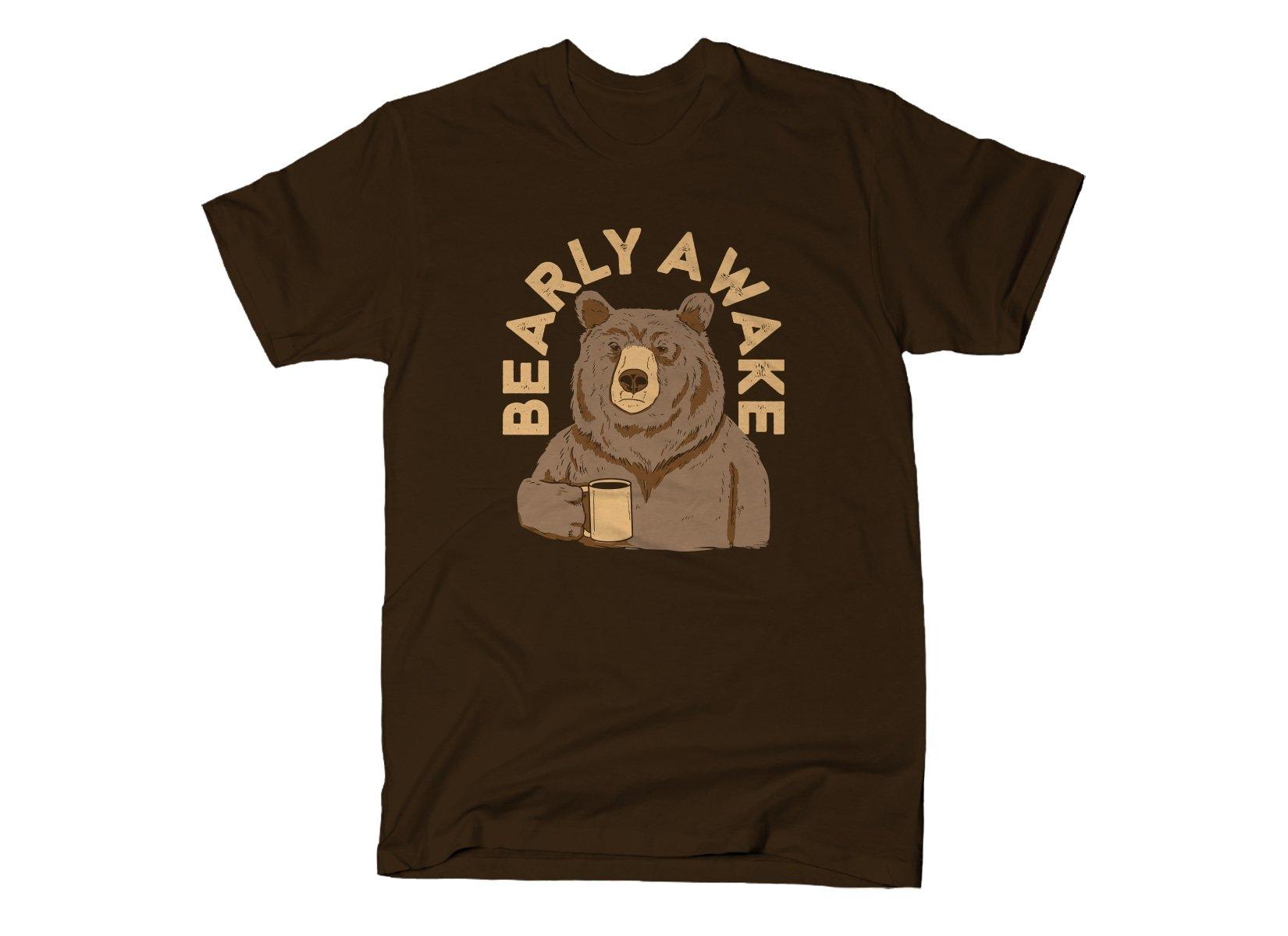 SnorgTees: Bearly Awake