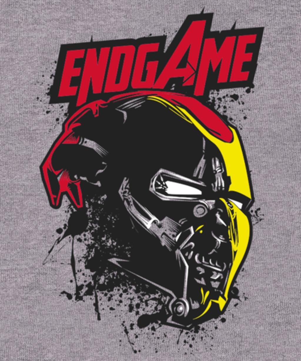 Qwertee: EndGame