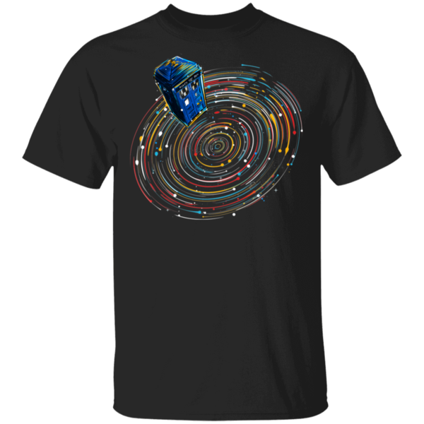 Pop-Up Tee: Explore Time And Space