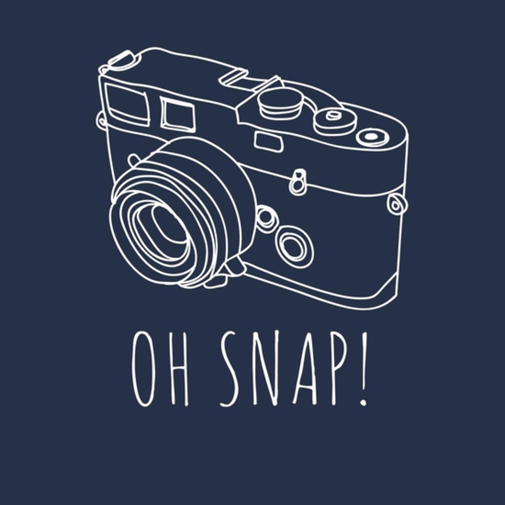 BustedTees: Oh Snap