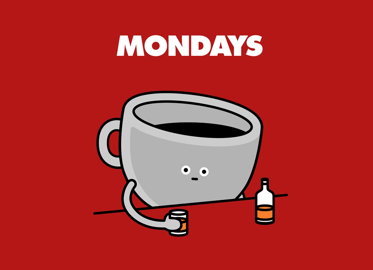 Threadless: Mondays
