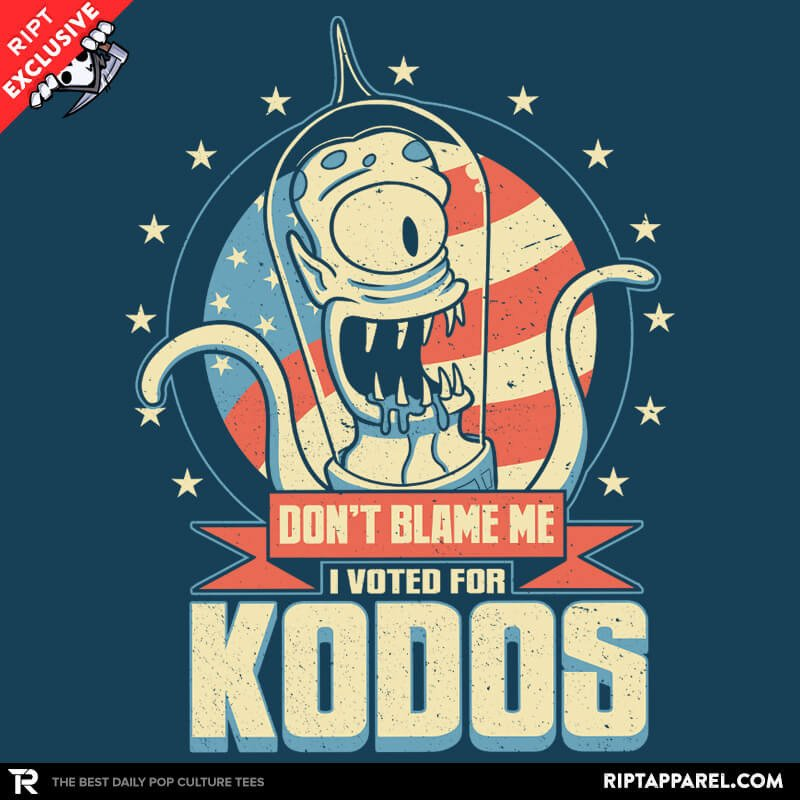 Ript: I Voted for Kodos