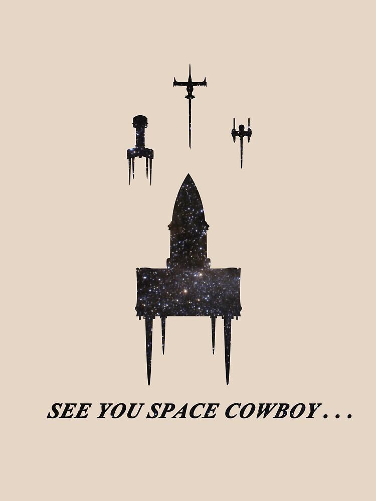 RedBubble: Cowboy bebop lake you space cowboy