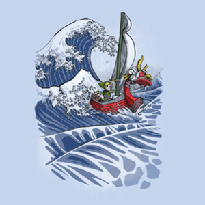TeeFury: The Wave Waker