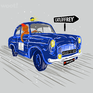 Woot!: On the Road to Catllifrey