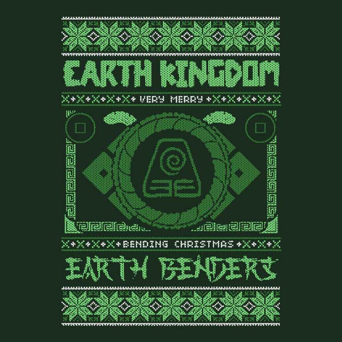 Once Upon a Tee: Ugly Earth Sweater