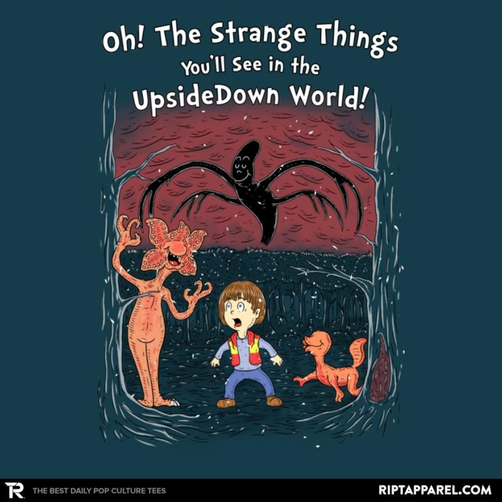 Ript: Oh! The Strange Things You'll See!