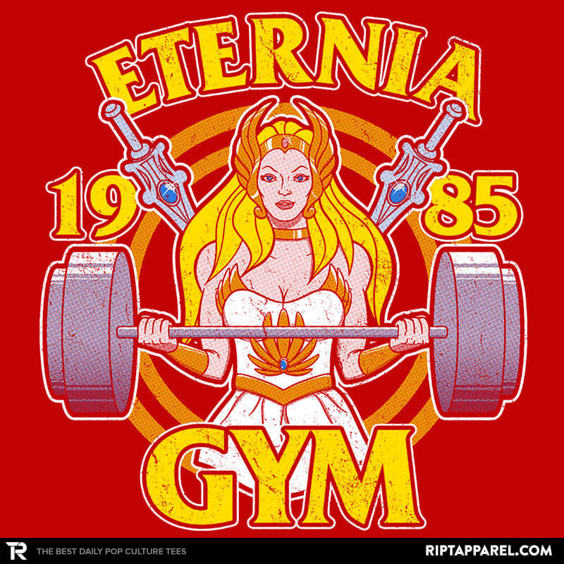 Ript: Eternia Gym