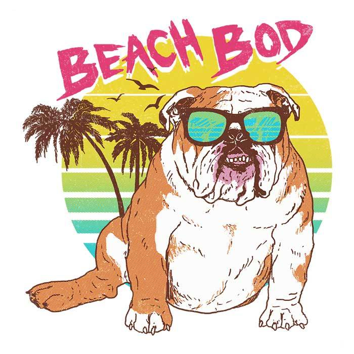 Once Upon a Tee: Beach Bod