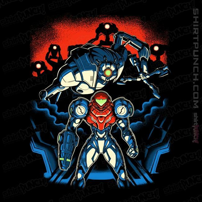 ShirtPunch: Mechanical Dread