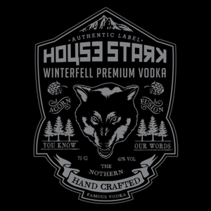 Pop-Up Tee: Stark Vodka