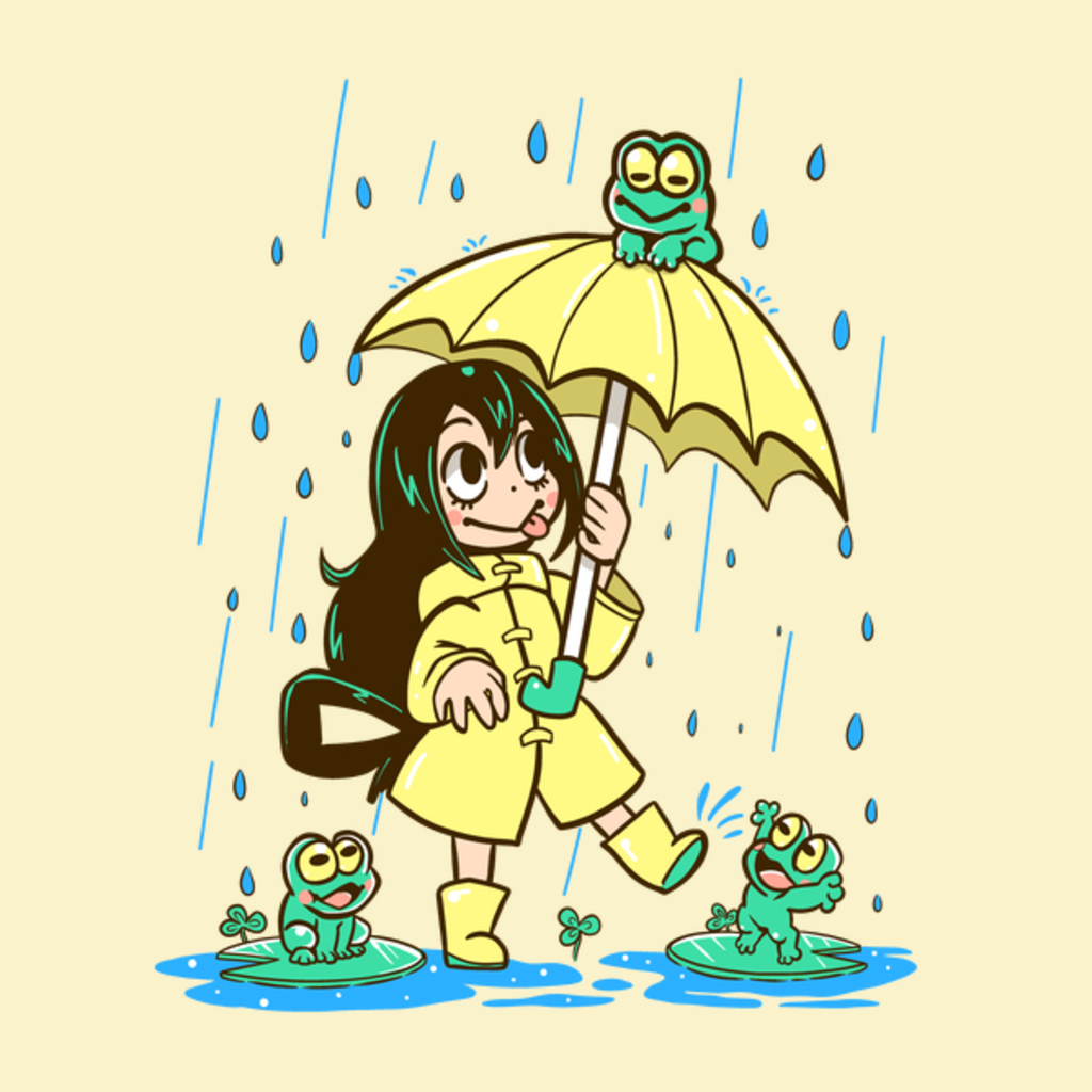 NeatoShop: Best Frog Girl