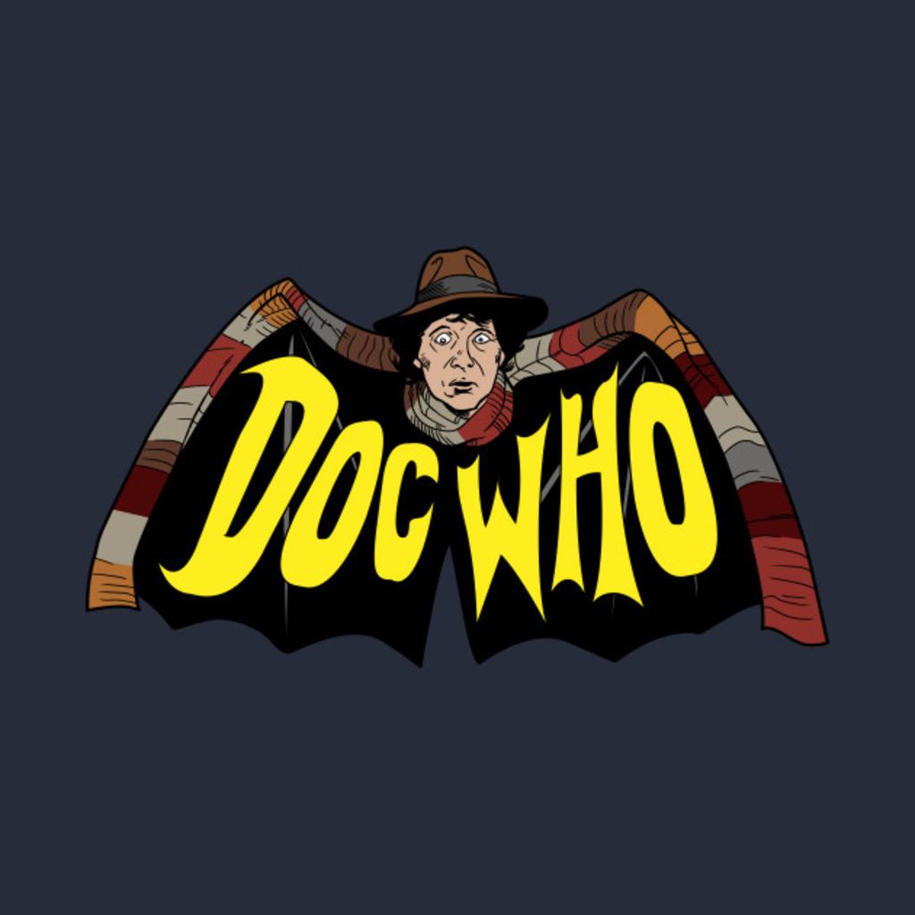 TeePublic: Doc Who