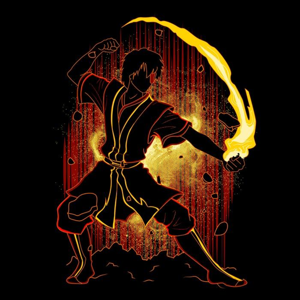 Once Upon a Tee: Shadow of Fire