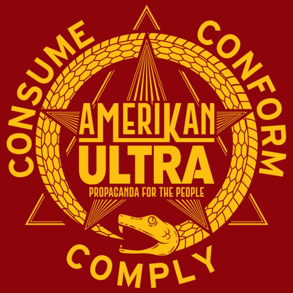 NeatoShop: aMeriKanULTRA Propaganda For The People Alt