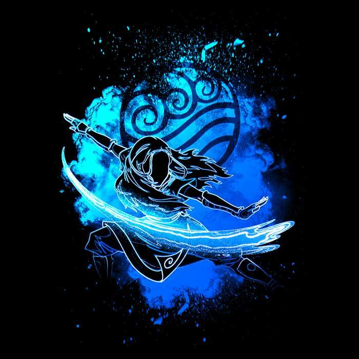 Once Upon a Tee: Soul of the Water