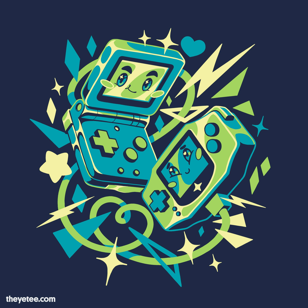 The Yetee: Advanced Friends