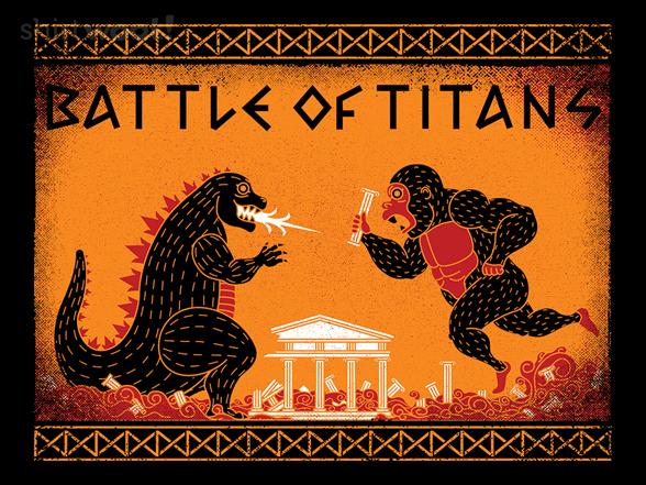 Woot!: Battle of Titans