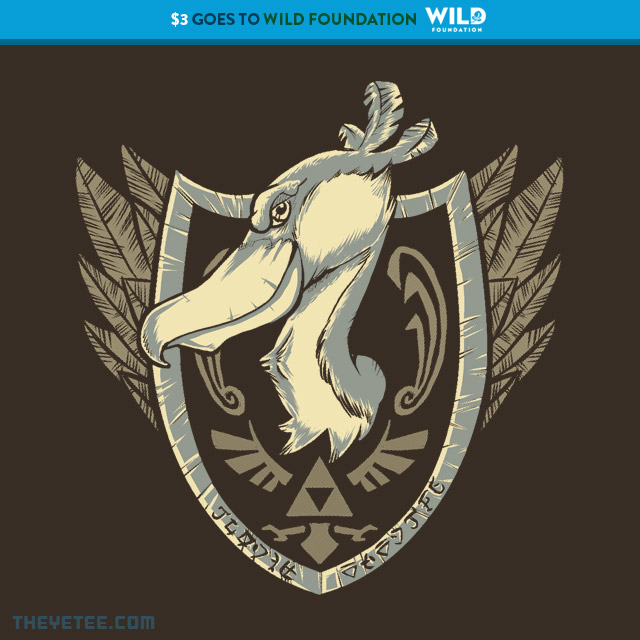 The Yetee: Knights Academy