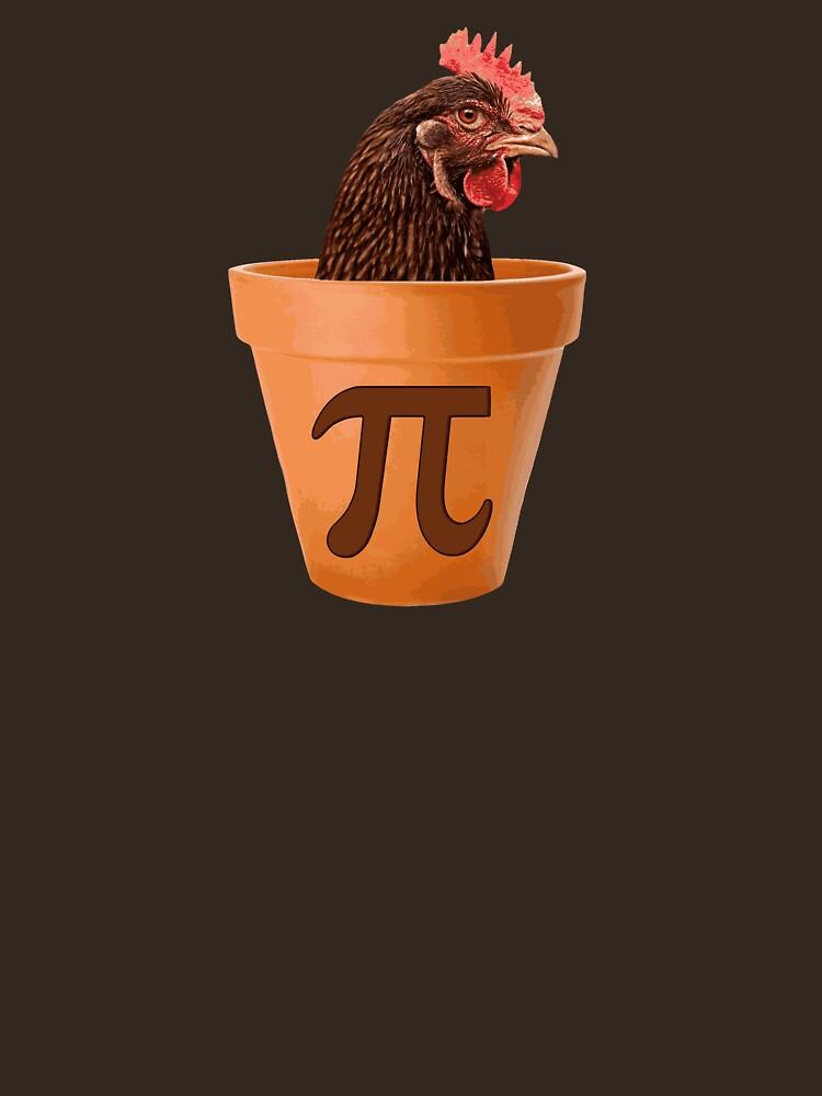 RedBubble: Chicken Pot Pi