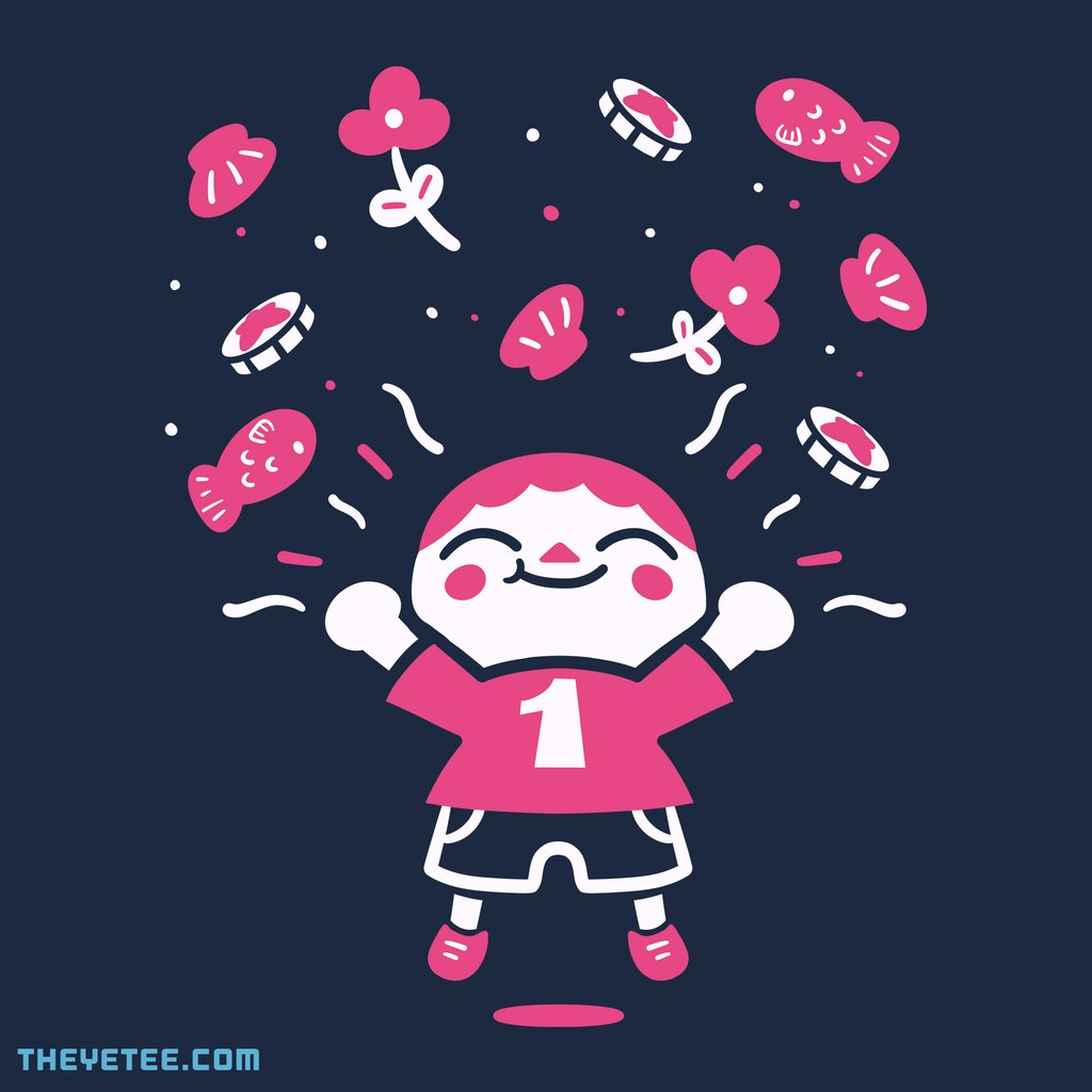 The Yetee: Deep Pocket Camper