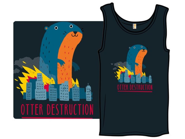 Woot!: Otter Destruction