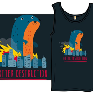 Woot!: Otter Destruction