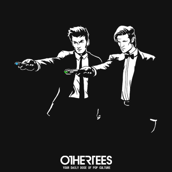 OtherTees: Time Fiction